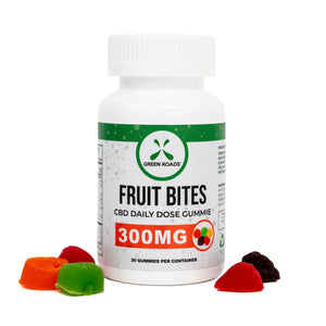 CBD Fruit Bites 300 MG