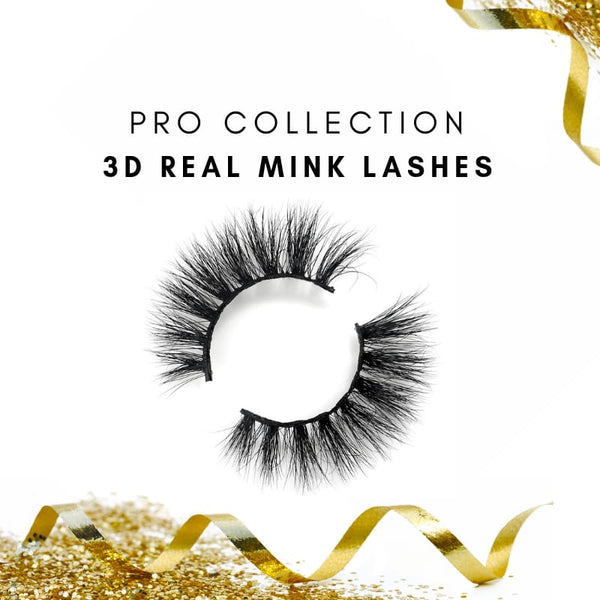 Jem Pro 3D Luxury Mink Collection