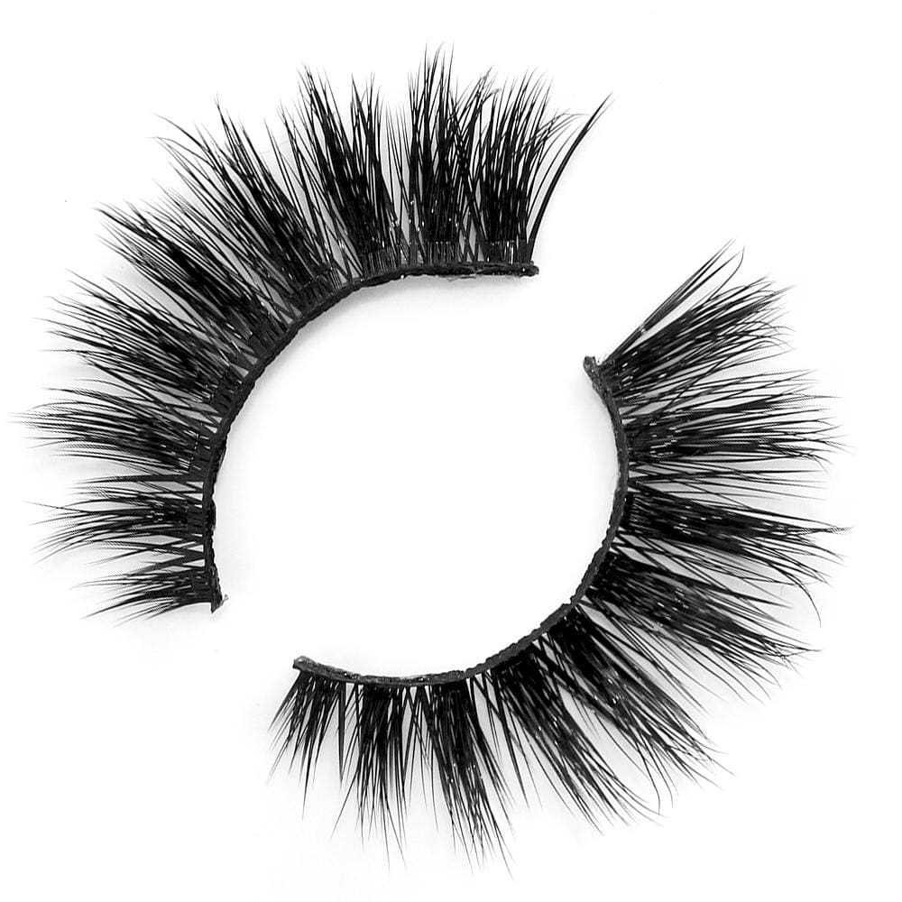 D247 Date Night 3D Lashes - Silk Mink