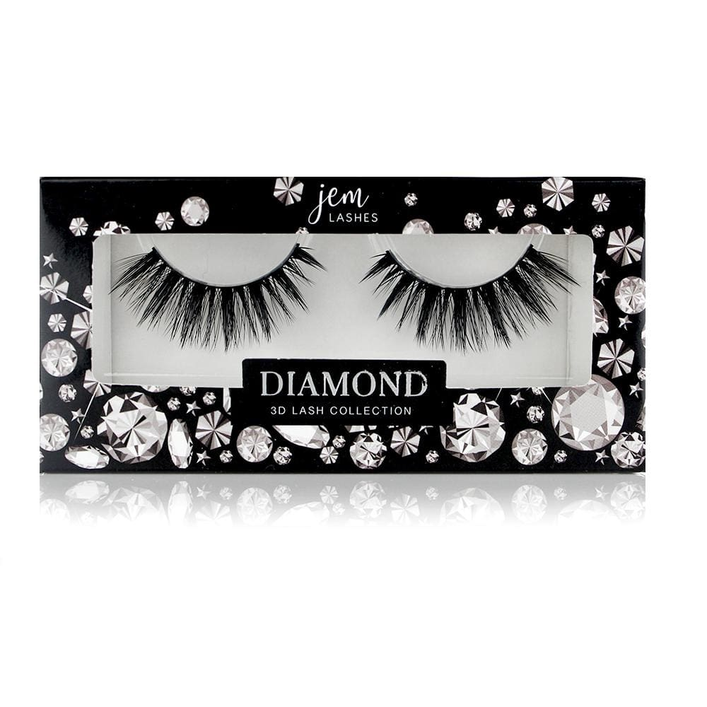 D253 Goddess 3D Lashes - Silk Mink