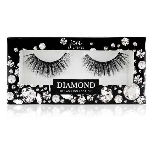 D288 Heartbreaker 3D Lashes - Silk Mink