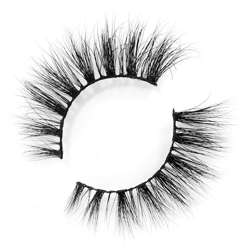 G129 Fortuna 3D Mink Lashes - Luxury Mink