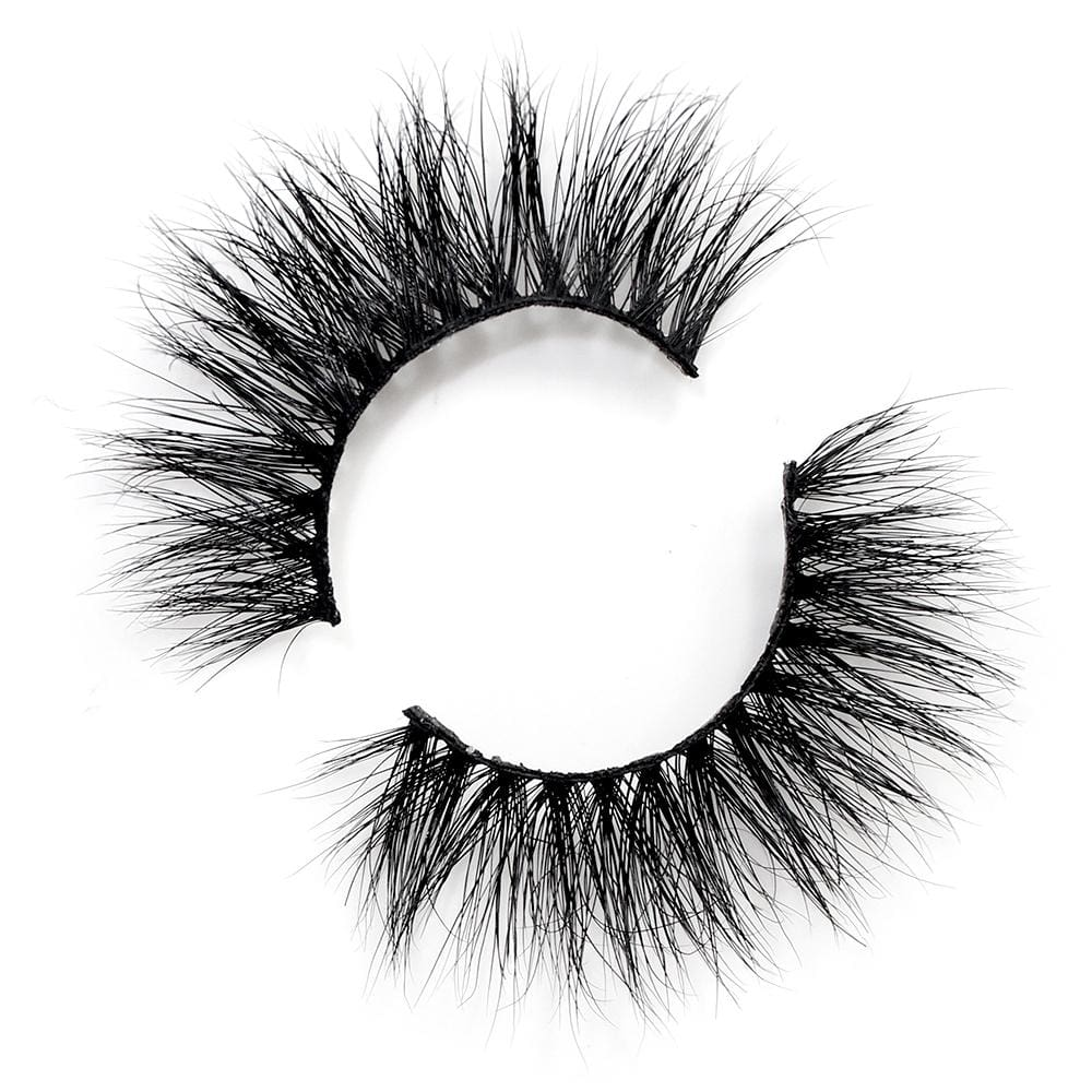 G334 Luna 3D Mink Lashes - Luxury Mink