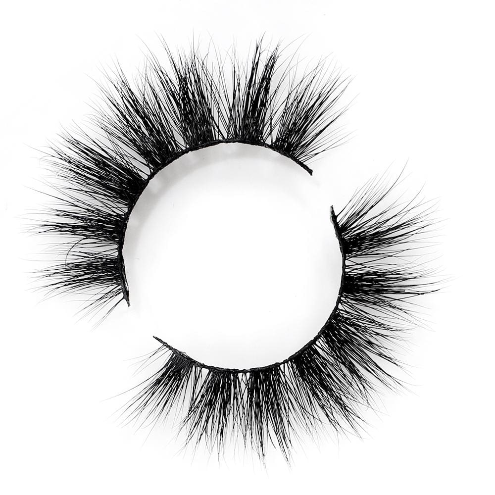 G338 Zara 3D Mink Lashes - Luxury Mink