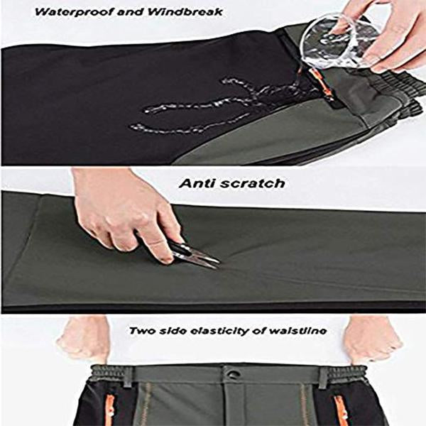 (Christmas Promo)MOUNTAIN-DRY™ SOFT SHELL WATERPROOF WINTER PANTS