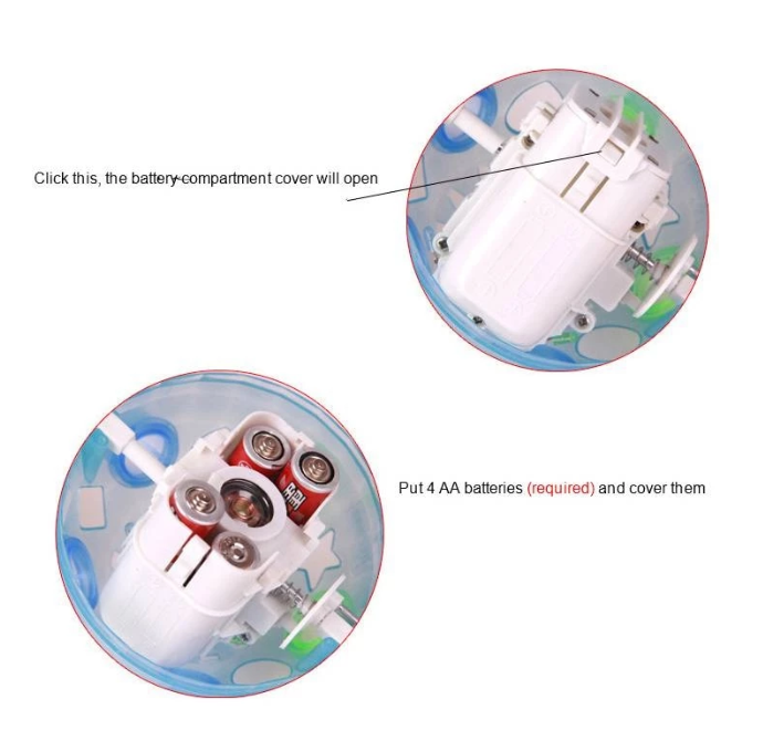 Jumping Activation Ball (Buy 2 get 15% OFF!)
