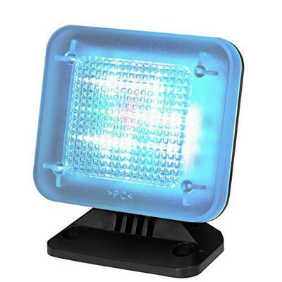 tiiwee TV Simulatore - Falso TV a colori - 12 LED's