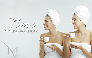 CIRCUITO TIME SPA PARA CHICAS