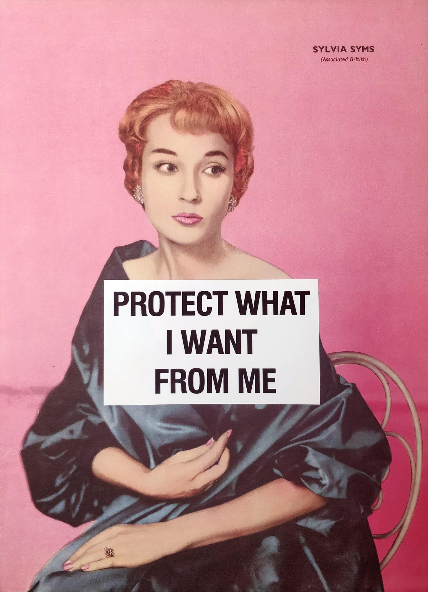 Protect What I Want From Me
