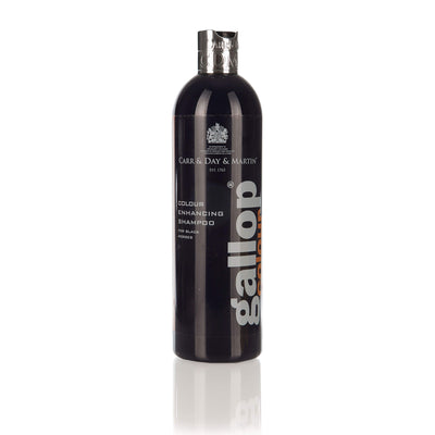Gallop Colour Black Shampoo