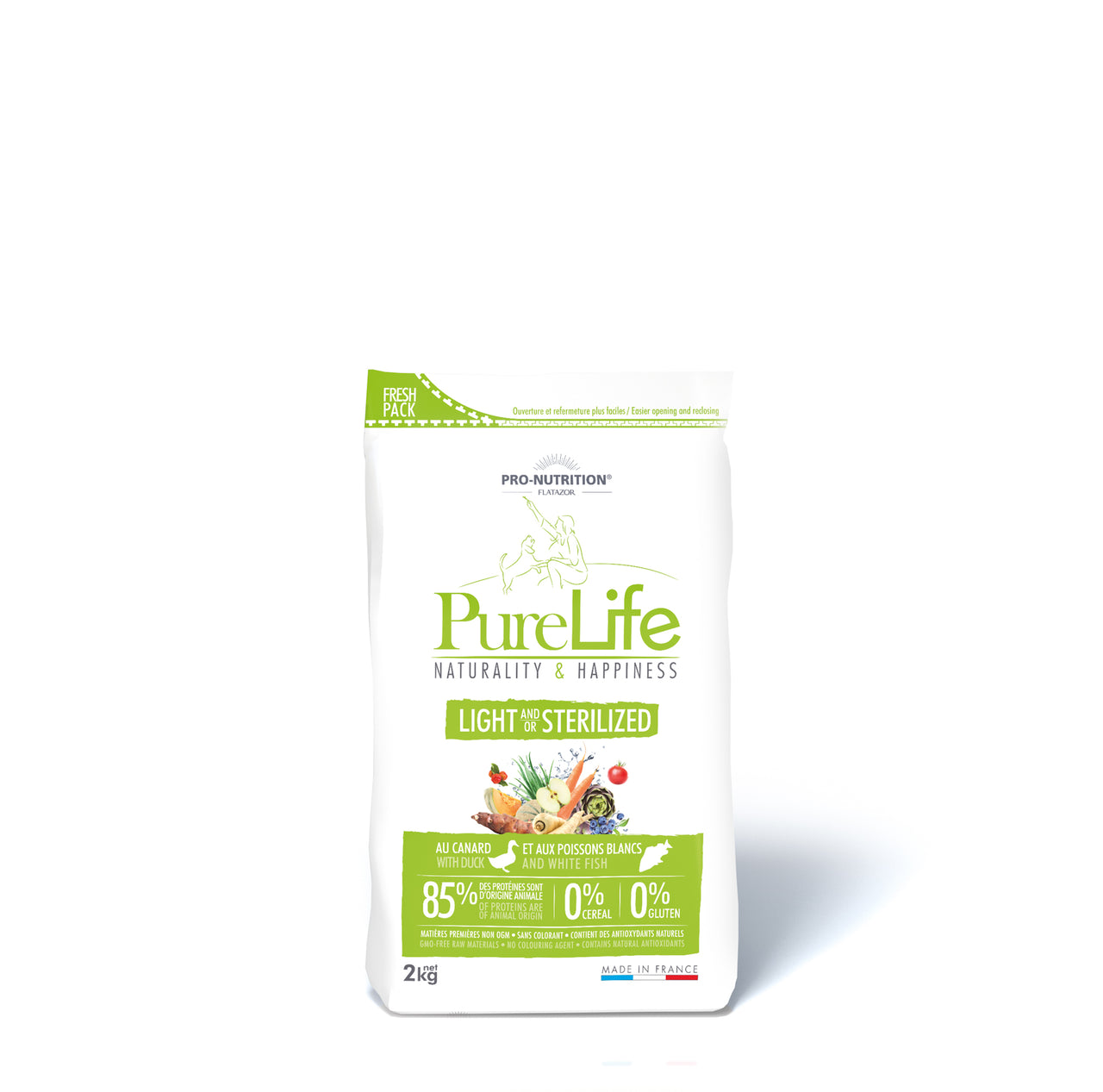 Purelife Light/Sterilized 2kg