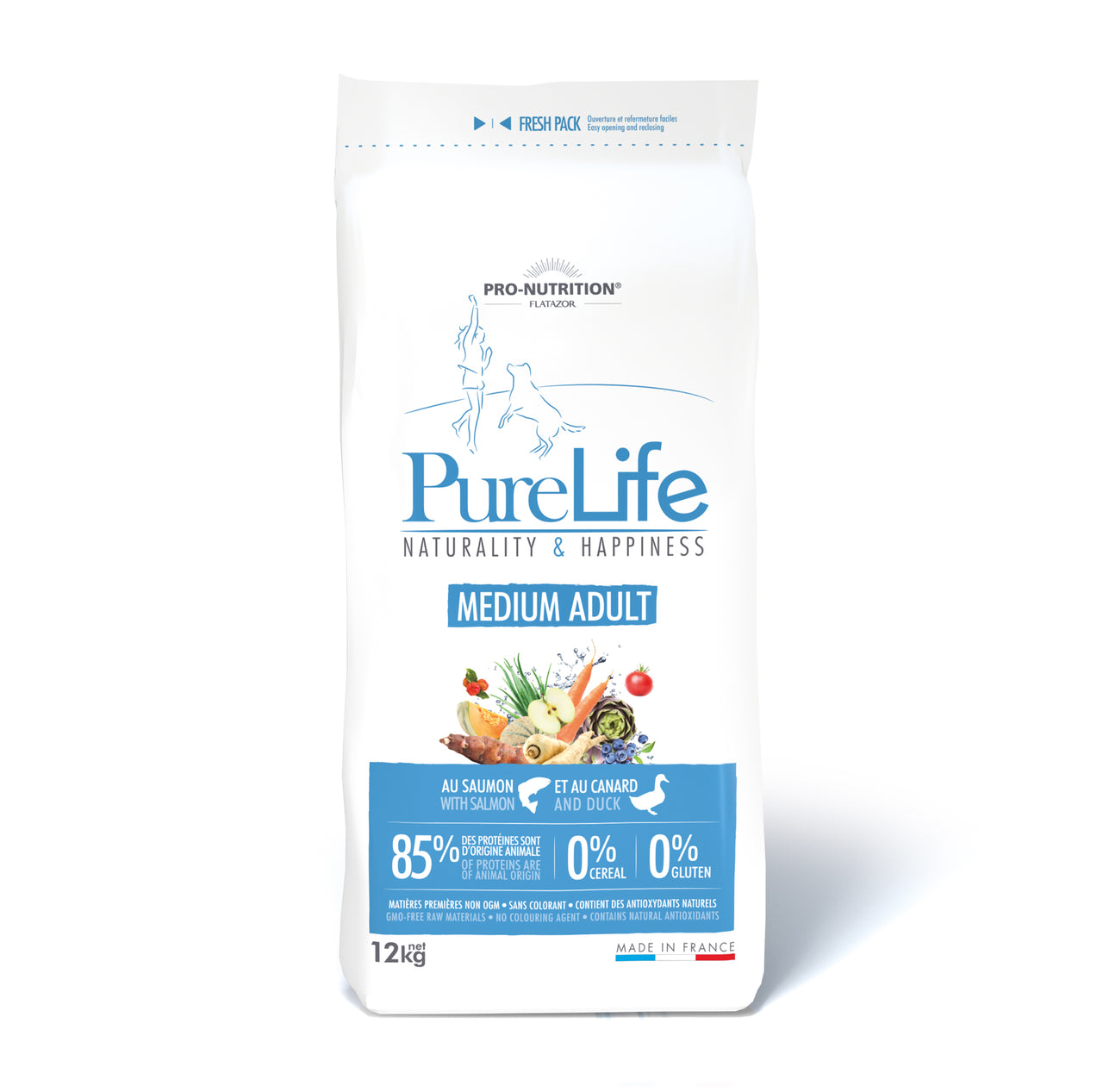 Purelife Medium Adult 12 kg