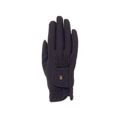 Roeckl Roeck-Grip Vinter handske - Sort str. 6,5