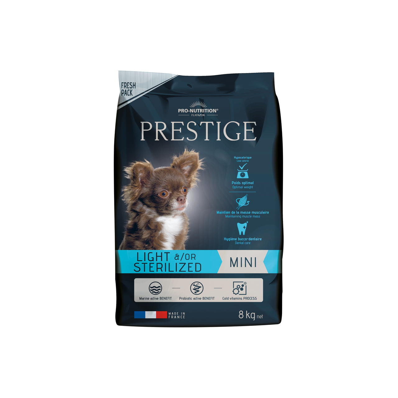 Prestige Adult Mini Light/Sterilized 8kg