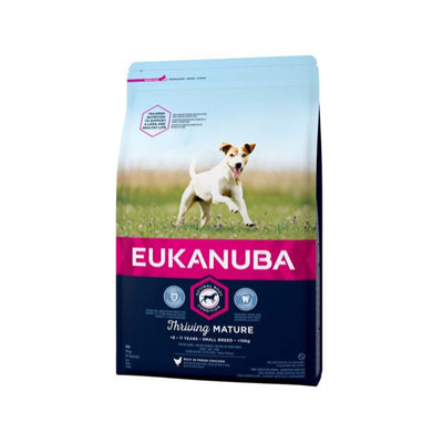 Eukanuba Mature Small Breed 3 kg