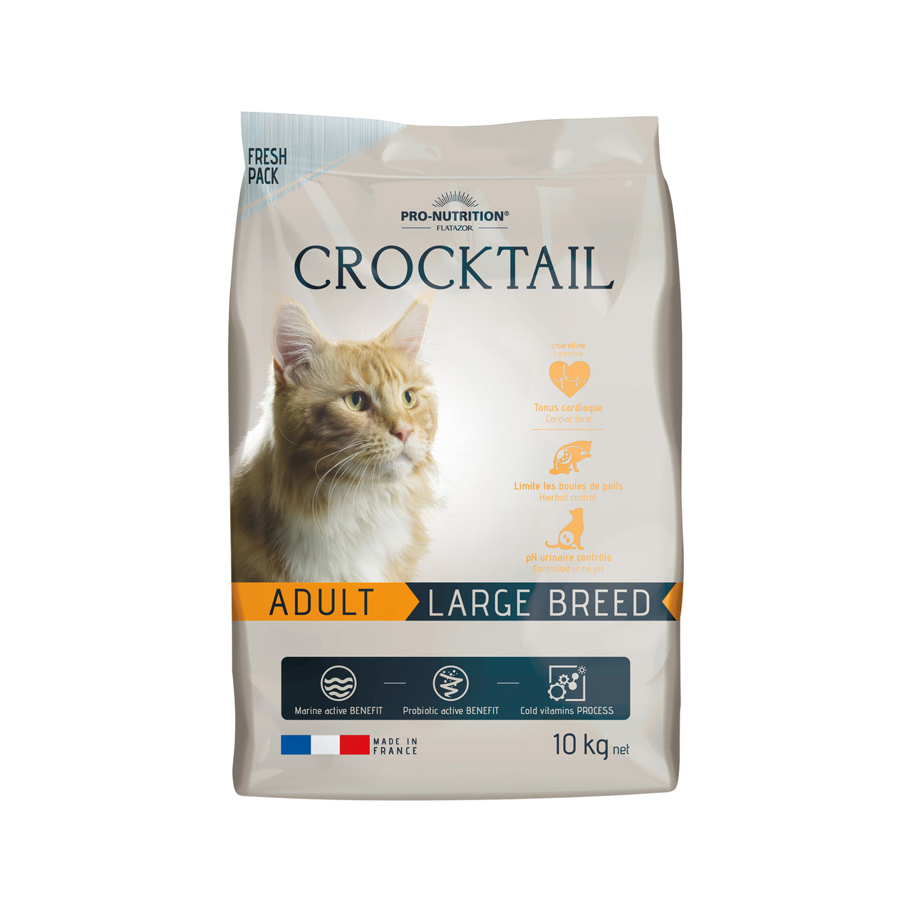 Crocktail Adult Large Breed 10kg