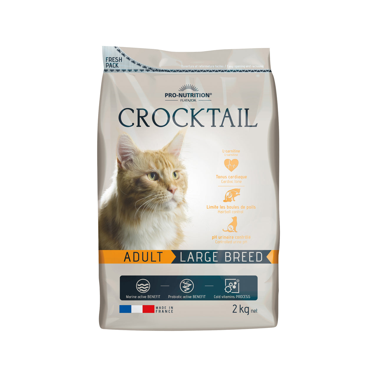 Crocktail Adult Large Breed 2kg