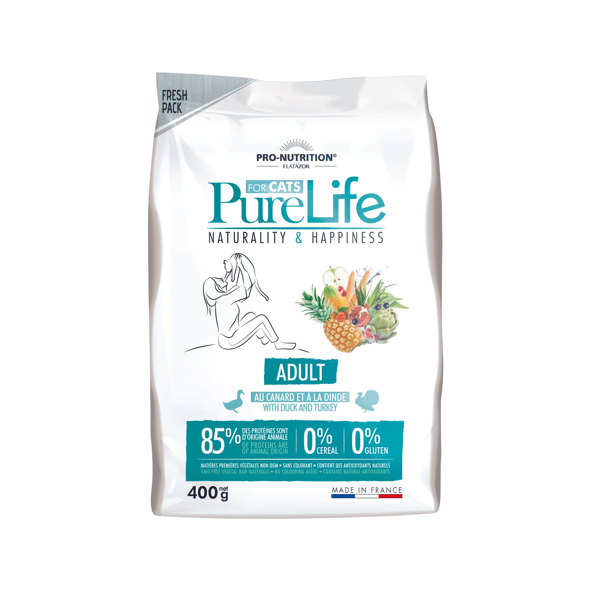Purelife Cat Adult 400 g