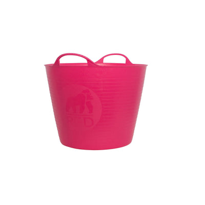 Flexible Tubtrugs 14 Ltr. - PINK - Red Gorilla