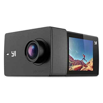 YI Discovery 4K Action Camera