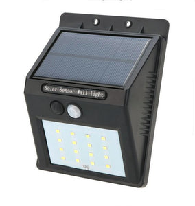 Solar Light 20 Leds - Light Sensor - Outdoor
