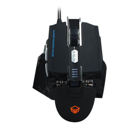 USB Corded Gaming Mouse MT-M975 Black