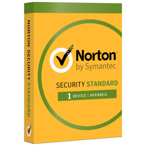 Norton Security Standard Antivirus 2018 - One User
