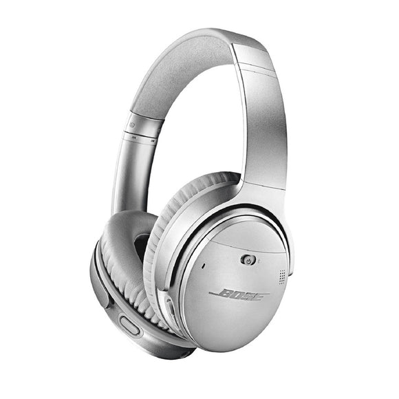 Bose QuietComfort 35 II Wireless Headphones - Silver