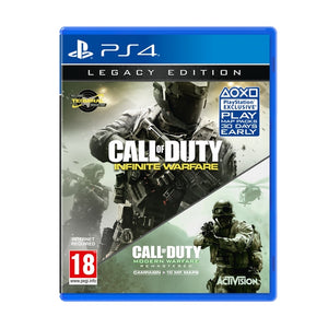 Call Of Duty Infinity Warfare Legacy Edition PS4 Game