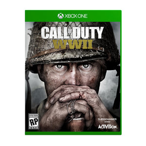 Xbox One Call Of Duty WWII Game