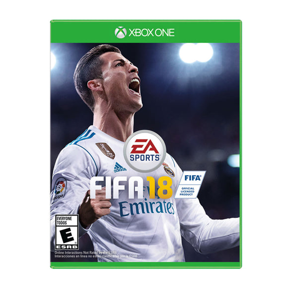 Xbox One FIFA 18 Standard Game