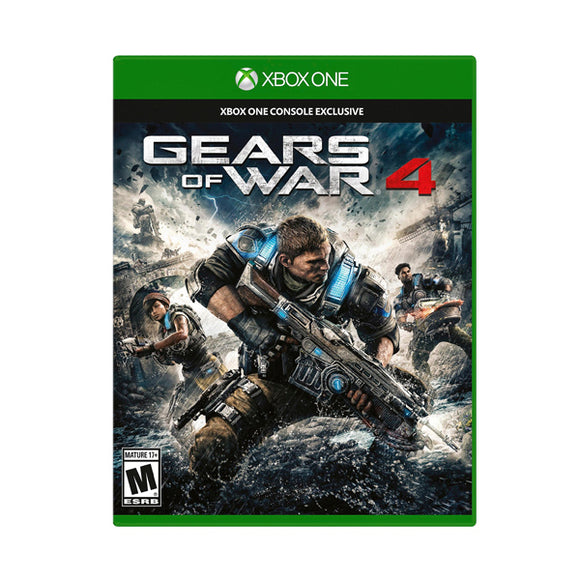 Xbox One Gears Of War 4 DLC Game