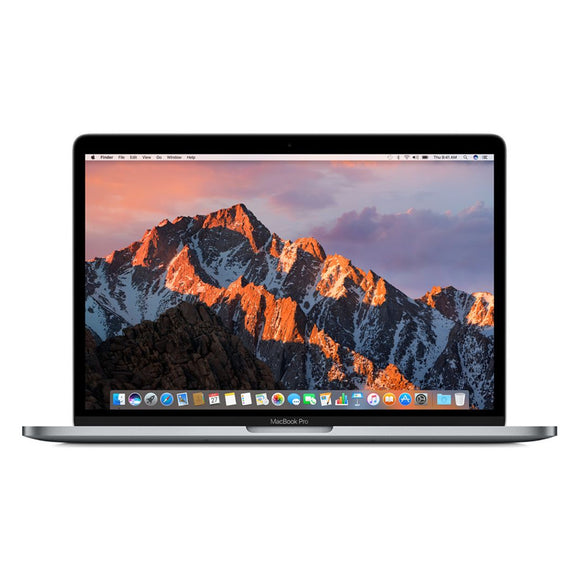 13-inch Apple MacBook Pro 256GB Silver