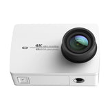 YI 4K Action Camera - Pearl White