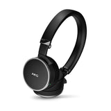 AKG N60NC Noise Canceling Over the Ear Headphone - Black