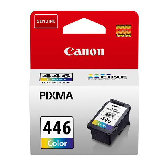 CANON 446 Tri-Colour Ink Cartridge