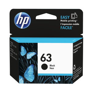 HP 63 Black Original Ink Cartridge