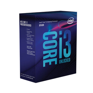 Intel Core i3-8300 8M Cache, 3.70 GHz Processor
