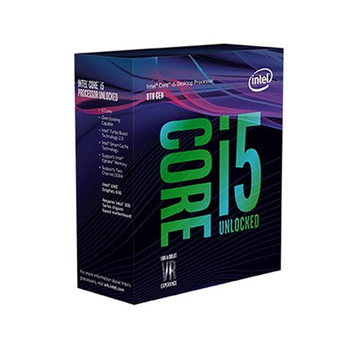 Intel Core i5-8500 9M Cache, up to 4.10 GHz Processor