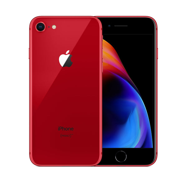 iPhone 8 - 256GB RED