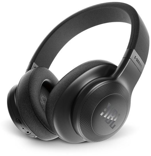 JBL On-Ear Bluetooth Headphones, Black - E55BT