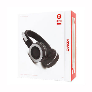 KOMC-M201 Noise Canceling, Over Ear Headphones