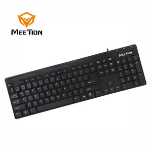 Meetion USB Corded Keyboard - AK100