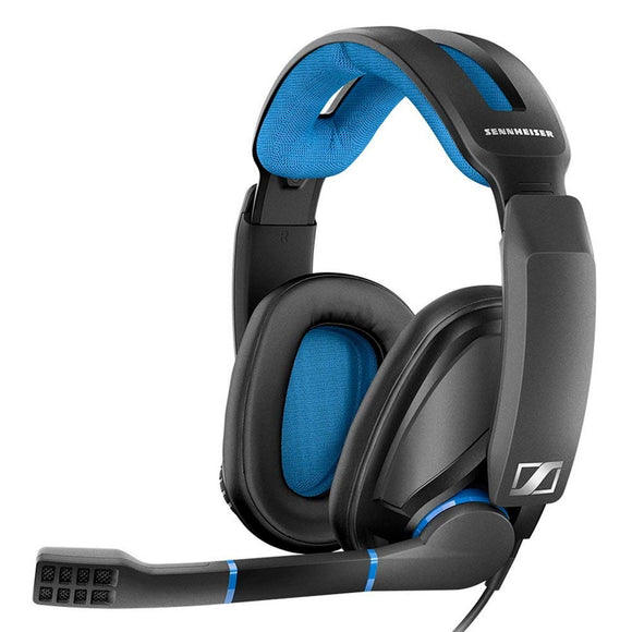 Sennheiser GSP 300 Closed Acoustic Black/Blue Gaming Headset