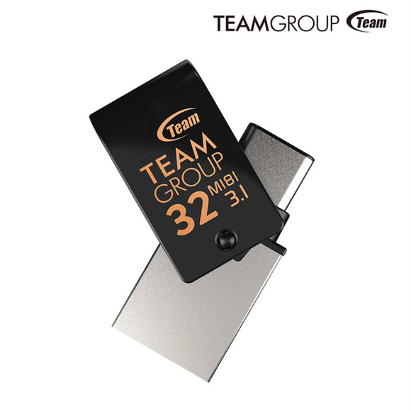 32GB Type C OTG Flash - USB 3.1 - TEAM