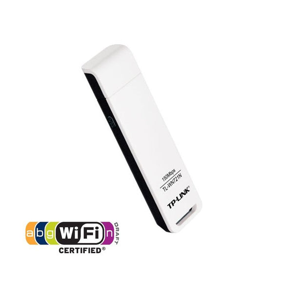 TP-Link TL-WN727N 150Mbps Wireless N USB Adapter