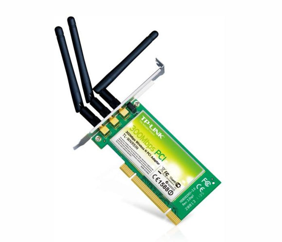 TP-Link TL-WN951N Wireless N 300Mbps PCI/PCI Express Adapter