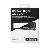 250GB WD Black NVMe SSD