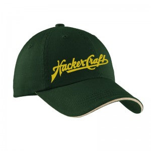 Hacker-Craft Green Cap
