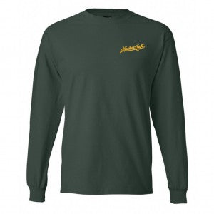 Hacker-Craft Hanes Beefy Long Sleeve T